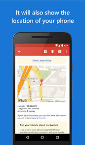 lockwatch thief catcher android apps on google play