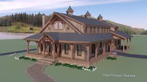 Monitor Style Barn by Barn Blueprints With Living Quarters Barn Decorations