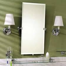 ginger 2641 london terrace 15 x 30 frameless pivoting mirror