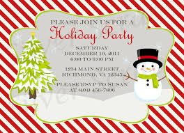 9 best christmas holiday party invitation ideas images on