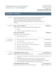 Occupational Therapy Resume New Grad New Grad Resume Template New Graduate Resume Sample Sample Resume