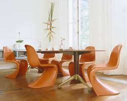 Retro Dining Chairs Dining Room Decorating Ideas Lonny - Retro dining room