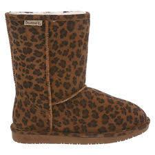 womens size 12 bearpaw boots s 12 bearpaw us size ebay
