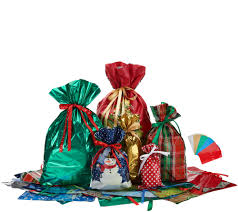 gift wrap for the home qvc
