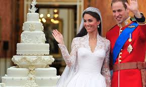 wedding cake kate middleton the best royal weddings of all times