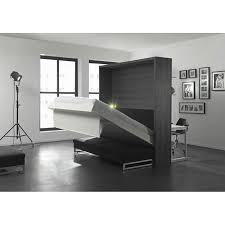 canapé lit gain de place ensemble lit rabattable canapé bureau loft monobloc gain de place