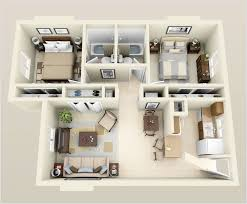 2 bedroom studio apartment 50 two 2 bedroom apartment house plans bedroom apartment