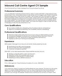 Telemarketing Resume Sample by Best 25 Cv English Example Ideas On Pinterest Cv Example