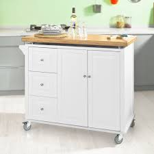 chariot de cuisine sobuy fkw30 wn desserte sur roulettes meuble chariot de cuisine
