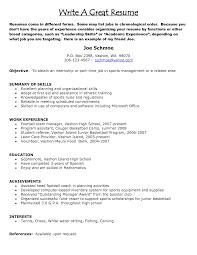 Excellent Objective For Resume Best Professional Cv Writing Service Uk Pinterest Cv Distribution