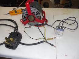 need help with wiring an electric motor
