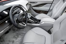 jaguar f pace inside jaguar i pace electric cuv will be u0027worth any price u0027