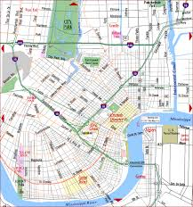 orleans map road map of orleans orleans louisiana aaccessmaps com