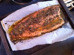 cuisiner de la truite truite saumonée glacée à la moutarde hungry