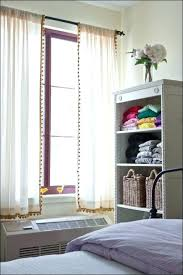 White Curtains With Blue Trim Curtains With Navy Trim White Curtains With Blue Trim Size Of