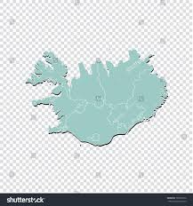 Iceland Map Location Map Of Iceland Map Of Iceland With The Sulphur Mining Areas Of
