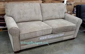 Costco Sofa Sleeper Synergy Home Sleeper Sofa Costco Frugalhotspot Furniture