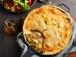 skillet chicken pot pie chatelaine