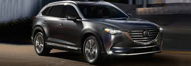 where does mazda come from 2018 mazda cx 9 specifications and design information