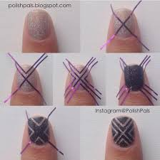 Nail Art Designs To Do At Home 20 Beautiful U0026 Easy Nail Art Ideas To Do At Home
