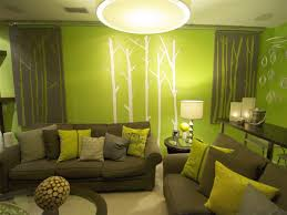 Painting An Accent Wall by Green Accent Walls Zamp Co