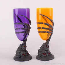ghost claw led cup halloween party supplies plastic horror ghost