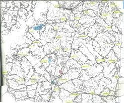 Kentucky Counties Map The Springfield Sun Newspaper Kentucky Kindred Genealogy