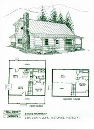 mountain cabin floor plans log cabin house plans with porches floor brilliant home pound2sell