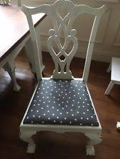 shabby chic wooden dining chairs ebay