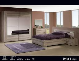 Chambre A Coucher Ado by Chambre à Coucher Design Armoire 2 Portes Coulissantes Miroir