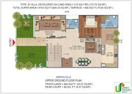 the villas commercial executive floors commercial space in noida