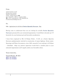 Best Resume Format For Quantity Surveyor by Quantity Surveyor Cv