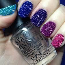 beauty tips n tricks caviar nail art