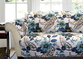Floral Print Sofas Unusual Photograph Wide Sofa Sets Endearing Sofa Quilt Cover