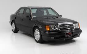 1992 mercedes benz 500 class 500e exotic and classic car