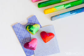 Fruit Of The Spirit Crafts For Kids - upcycle old crayons into fun new shapes with an easy diy