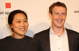 Awn Chaudh Mark Zuckerberg On Daughter U0027s First Word In Facebook Photo Time
