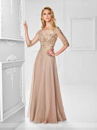 modern mother of the bride dresses tea length with sleeves 117901 mon cheri bridals