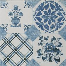 blue decor vintage tiles walls and floors all about tiles