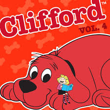 Clifford Big Red Dog Halloween Costume Clifford Big Red Dog Vol 4 Itunes
