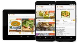application recettes de cuisine top 7 des meilleures applications android de cuisine