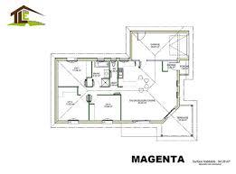 plan de maison avec cuisine ouverte plan de maison réalisé par tle maitre d œuvre à tarnos