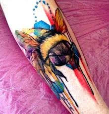 21 honey bee tattoo ideas for women styleoholic