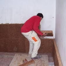 pannelli per isolamento termico soffitto sughero in pannelli da 1 a 10 cm di spessore isolamento termico
