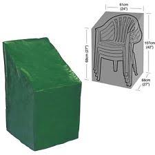 Green Chair Covers Garden Chair Covers Ebay