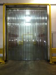 strip curtain repaired and installed in eddystone pa door u0026 gate usa