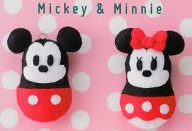 free japanese craft patterns mickey and minnie mouse free