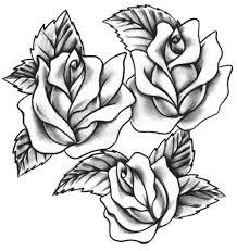 three roses designs jpg 500 530 rosentattoos
