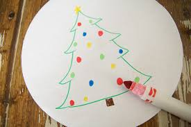 diy plates design your own cookie plates for santa darice