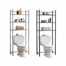 Bathroom Space Saver by Real Simple No Tool Bathroom Space Saver Oil Rubbed Bronze Msrp